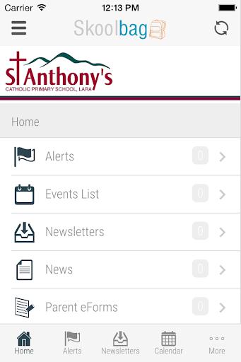 【免費教育App】St Anthony's Lara-APP點子