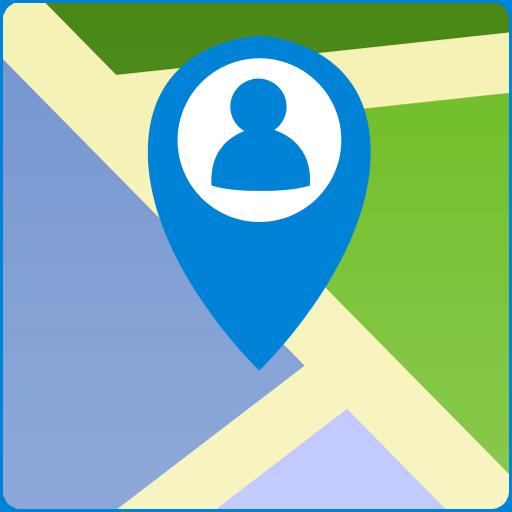 我的位置地图GPS 旅遊 App LOGO-APP開箱王