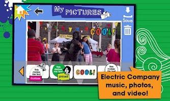 Screenshot of Feel Electric!
