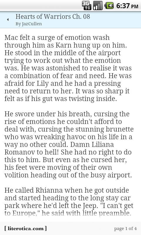 literotica story