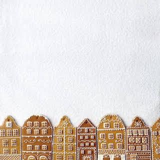 Honey-Gingerbread Cookie Dough.