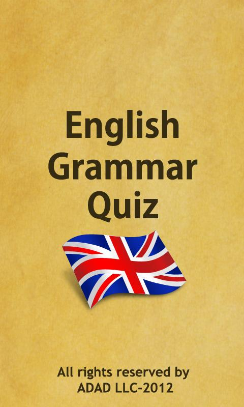 English Grammar  Beginner Pro - screenshot