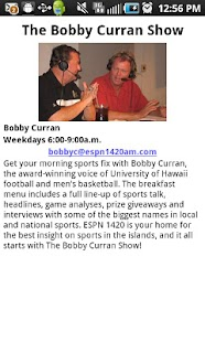 ESPN 1420 AM Honolulu - screenshot thumbnail