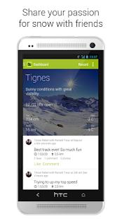 Snowciety - Social ski tracker - screenshot thumbnail