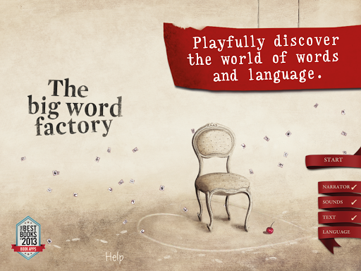 The big word factory