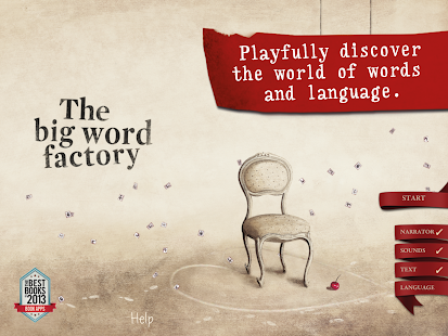 The big word factory- screenshot thumbnail