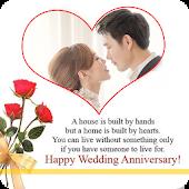 Anniversary Frame Wedding