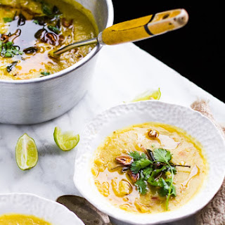 Indian Dal Soup Recipes.