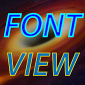 Font View