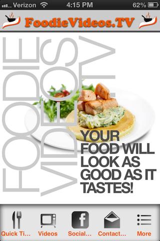 FoodieVideos.TV