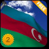 Azerbaijan Flag - LWP