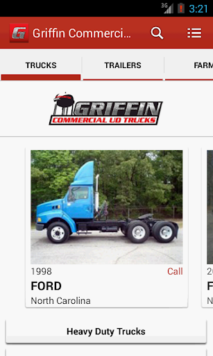 Griffin Commercial UD Trucks