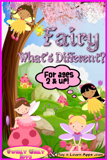 Fairy Toddler Games