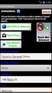 Posted! - Carry List Anti-Gun- screenshot thumbnail