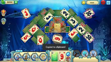 Screenshot of Solitaire Atlantis