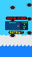 Screenshot of Flappy Pig (Ad free, no ads)