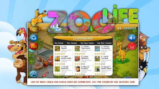 Zoo Life - screenshot thumbnail