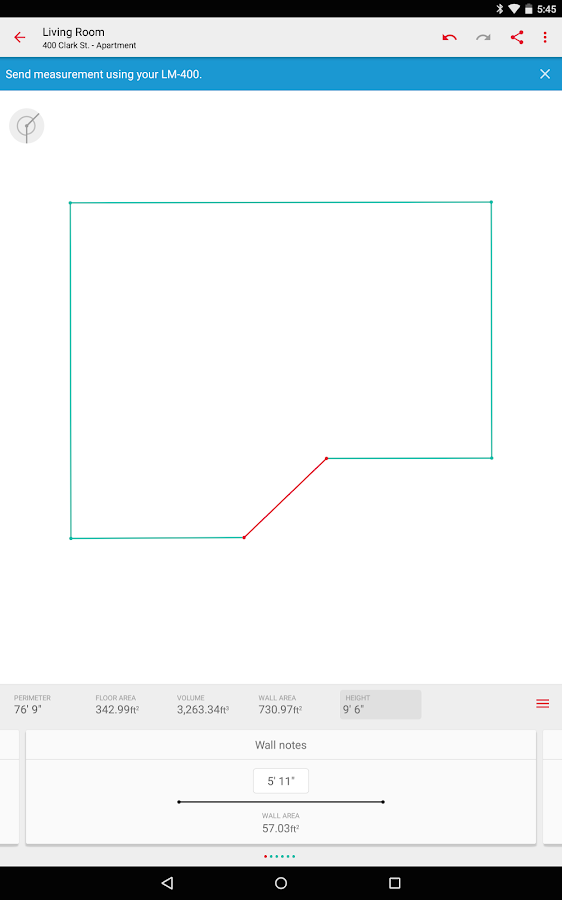 RIDGID® Sketch - screenshot