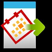 Appsi Calendar plugin