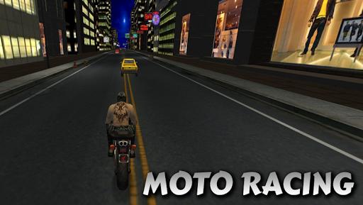 摩托賽車不夜城賽車