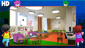 Screenshot of Escape From Kindergarten