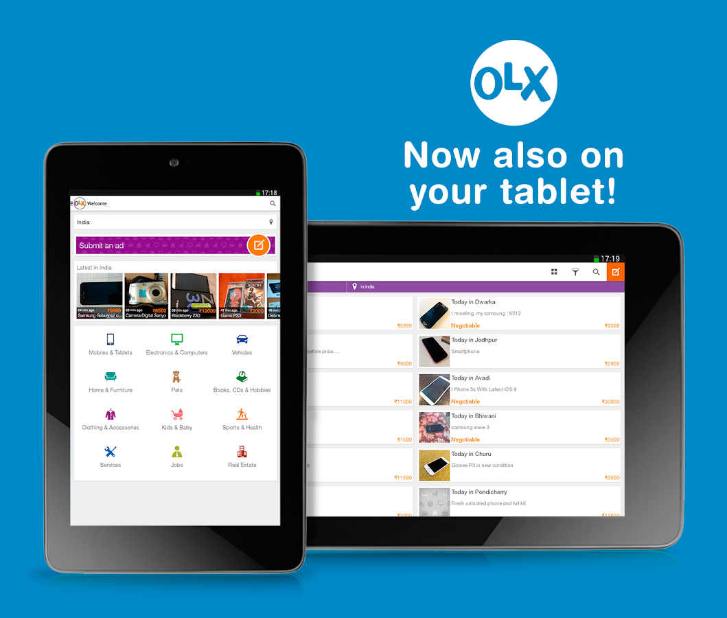 OLX Free Classifieds - screenshot