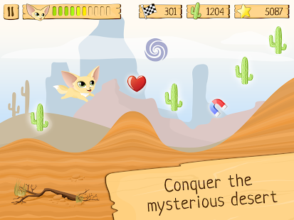 Finc the Desert Explorer screenshot