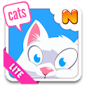 Words with Cats! Lite logo