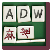 ADW Theme Mahjong