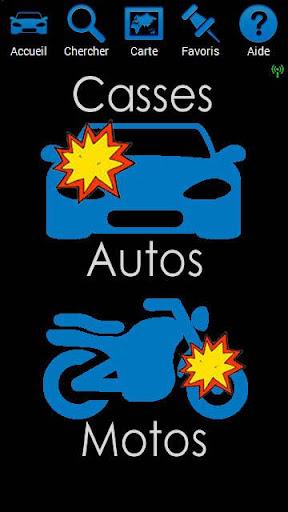 Casses Autos Motos