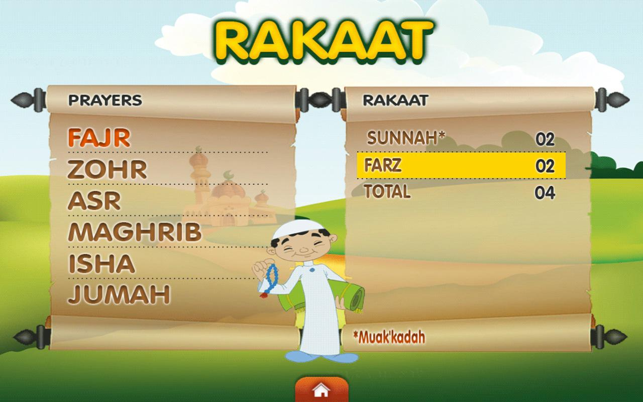 salah for kids   android apps on google play