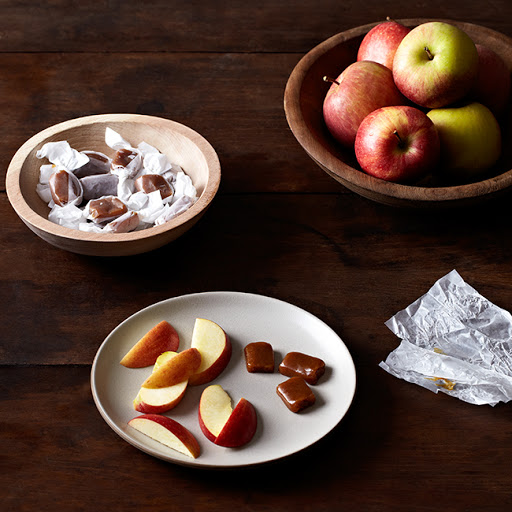 Old World Apple Caramels