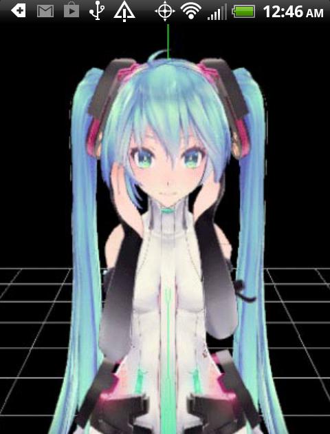 Anime 3d Live Wallpaper Android gambar ke 15