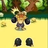 野兽争霸!狂拳