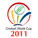 Cricket World Cup 2011 Widget logo