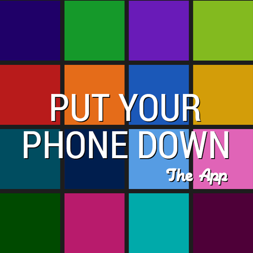 Put your phone down LOGO-APP點子