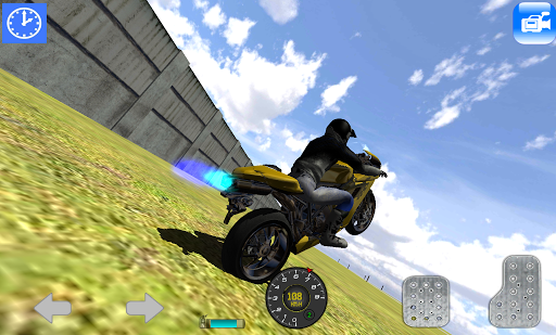 Motorbike Driving Racer - screenshot