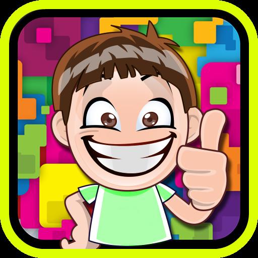 休閒遊戲 LOGO-APP點子