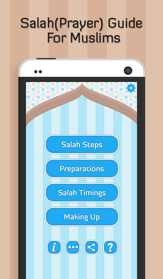 Step By Step Salah - screenshot