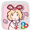 Sakura GO Launcher Theme icon