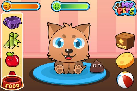 My Virtual Pet - 他媽哥池