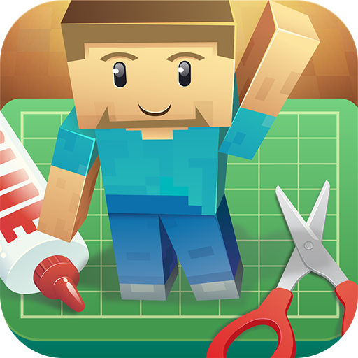 Minecraft Papercraft Studio 娛樂 App LOGO-APP試玩