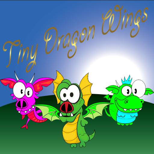 Tiny Dragon Wings  FREE