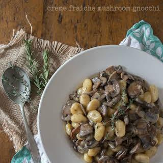 Creme Fraiche Vegetarian Recipes.