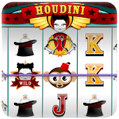 Houdini Magic Vegas Slots