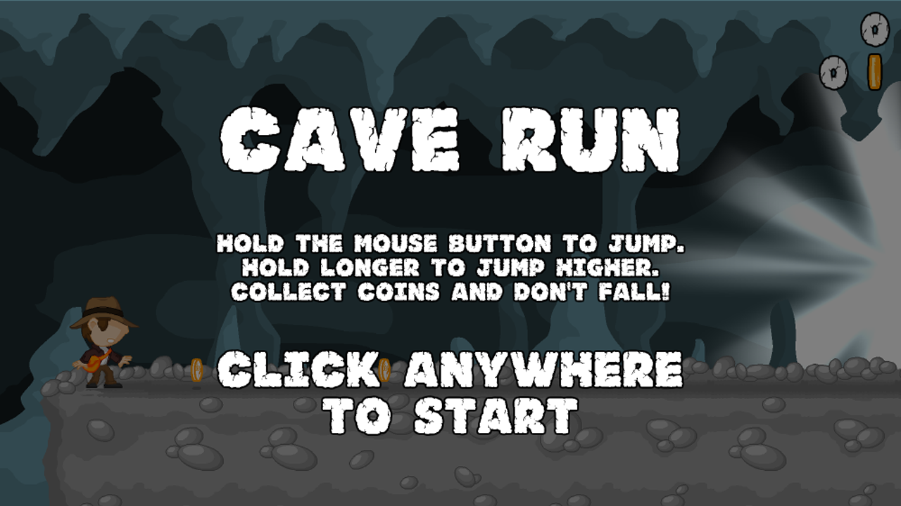 Cave Run Classic - screenshot
