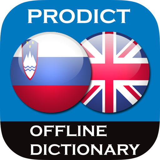 Slovenian - English dictionary LOGO-APP點子