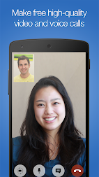 imo free video calls and chat APK screenshot thumbnail 1
