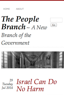 The People Branch- screenshot thumbnail