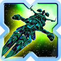 X Fleet: Space Shooter logo